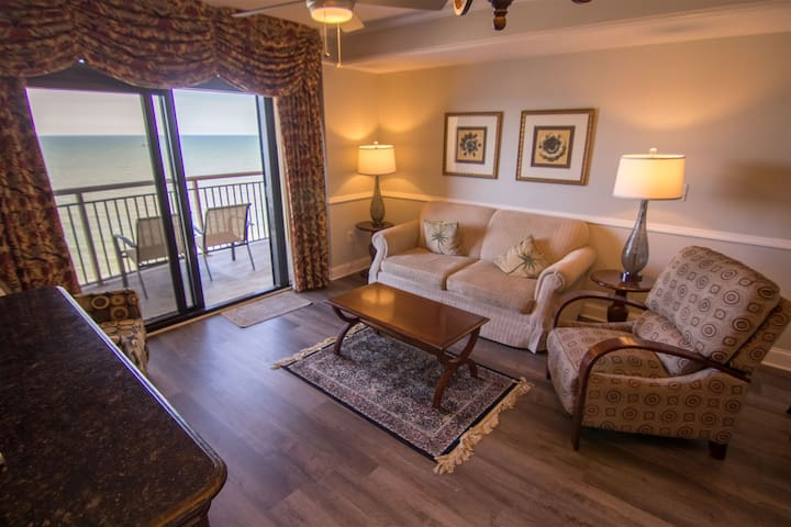 Anderson Ocean Club spacious 1 bedroom luxury condo with on site spa 1607