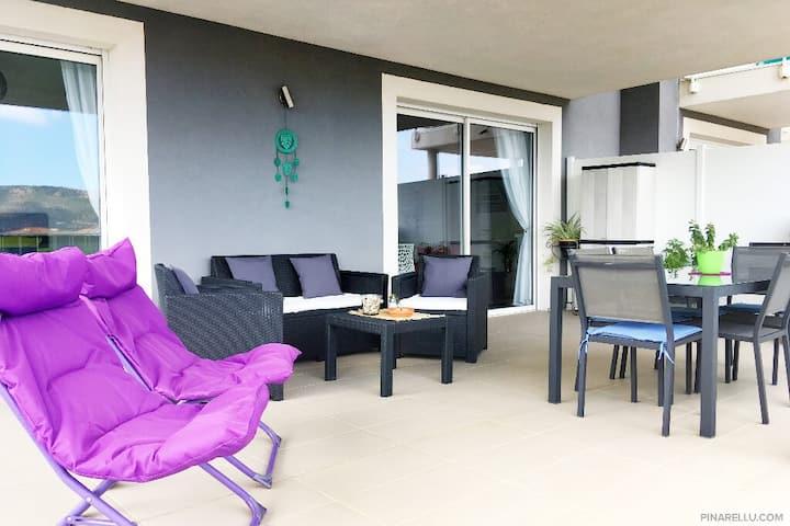 Appartement Théo, idéalement situé à Porto-Vecchio