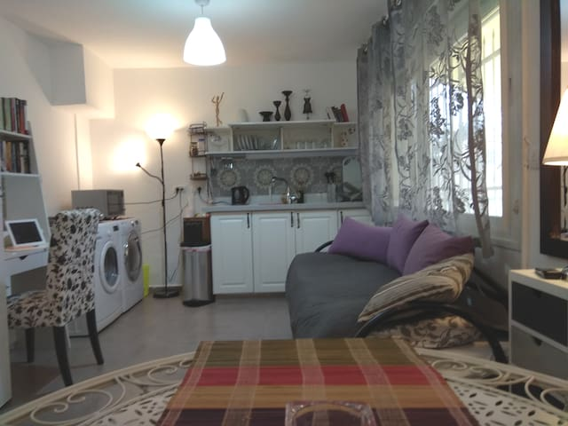 Aya Jerusalem, Privet,Separated,Studio Apartment