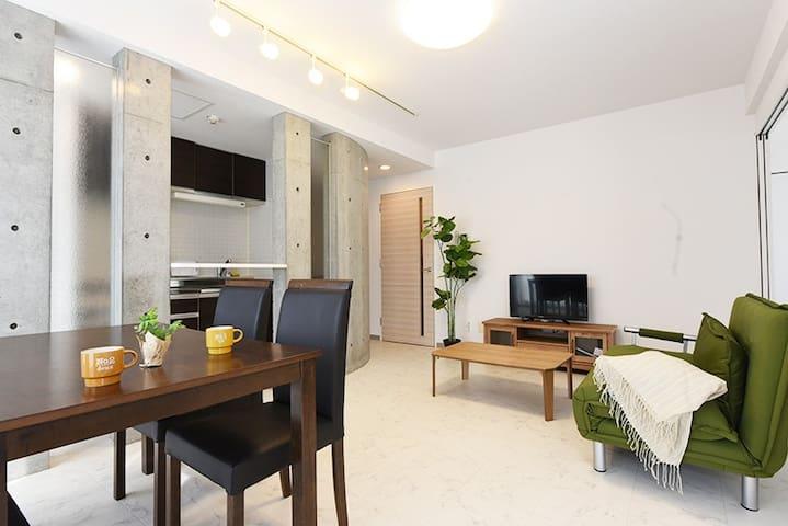 (1301)☆BrandNewListing!Stylish apartment in Otaru☆