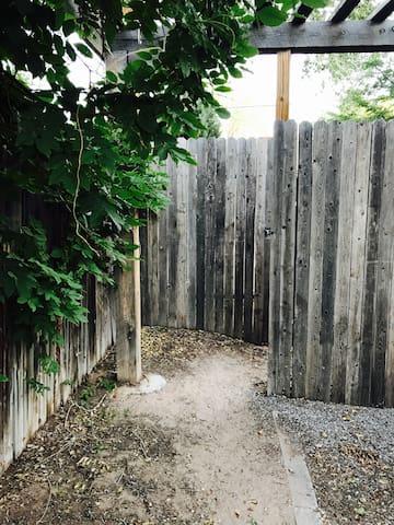 Path to Casita