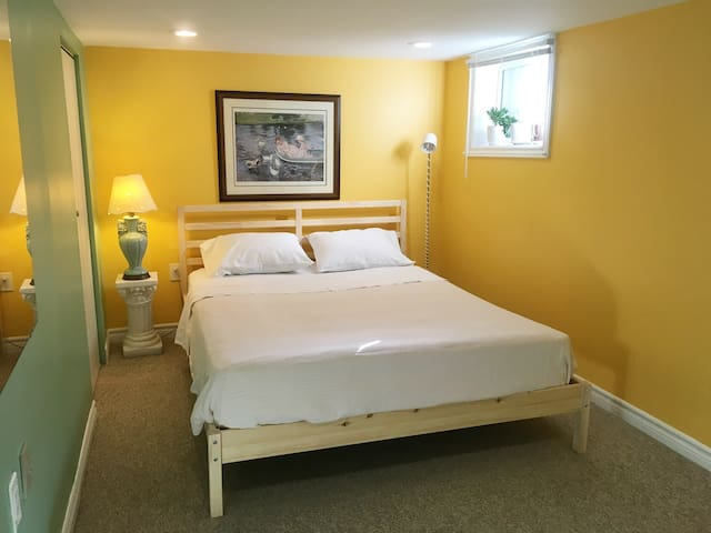Cozy suite in New Toronto