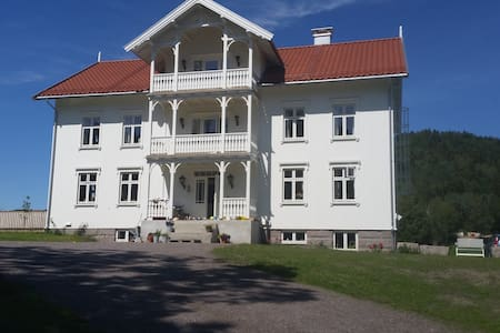 Welcome to Bakke gård - Charming farm stay! - Holmestrand - Loft