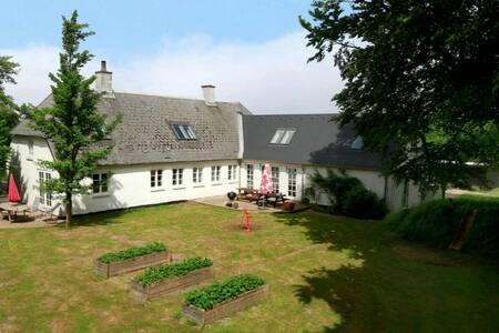 Rustik villa i landlige omgivelser - Stenstrup - 獨棟