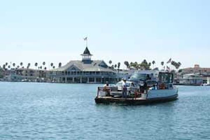Vacation Paradise: Nostalgic Balboa Island Retreat - Newport Beach - Talo