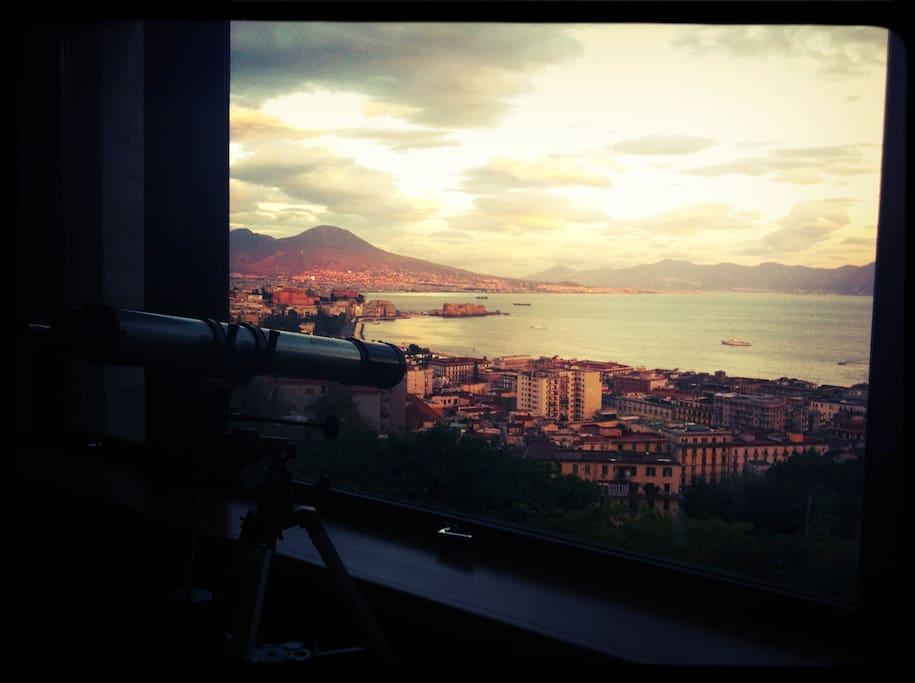 Napoli, il mio Panorama