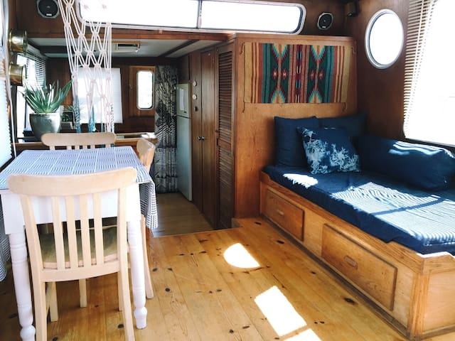 Favorite Place Sausalito Houseboat