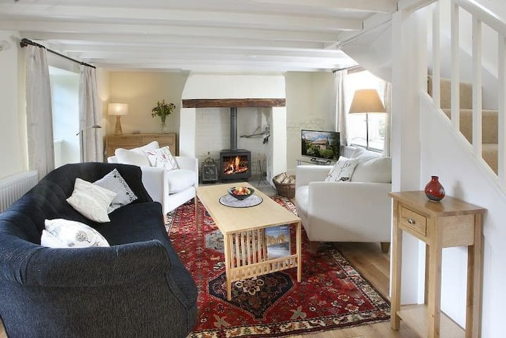 Odd Nod Cottage - Coombe Keynes, Wareham - House