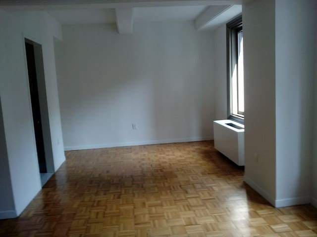 Very large room & apartment close to Central Park!