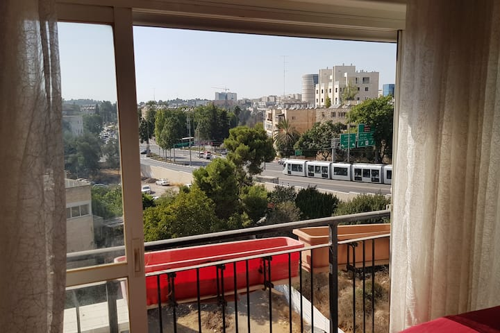 Amazing view point & apartment in Jerusalem