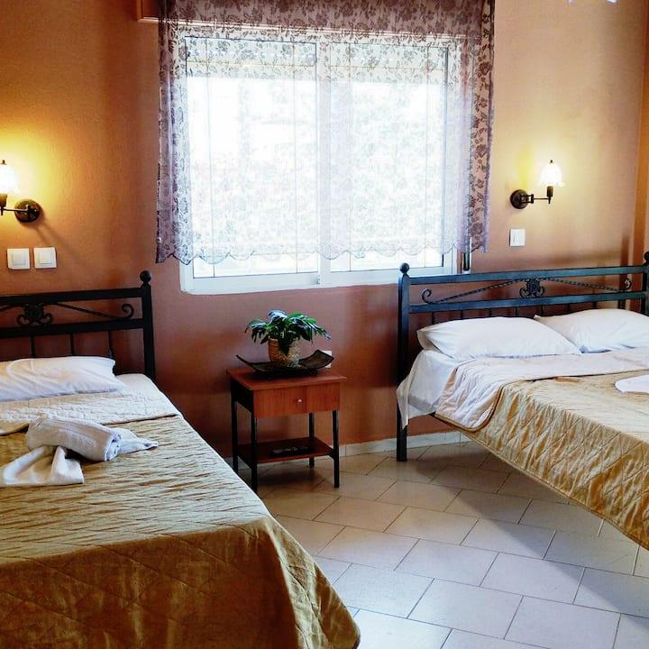 Xenia Palace luxury apartments #13 family room