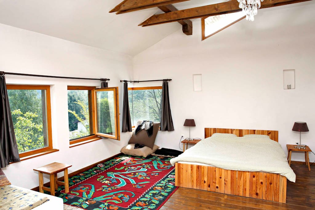 Authentic Bosnian living room