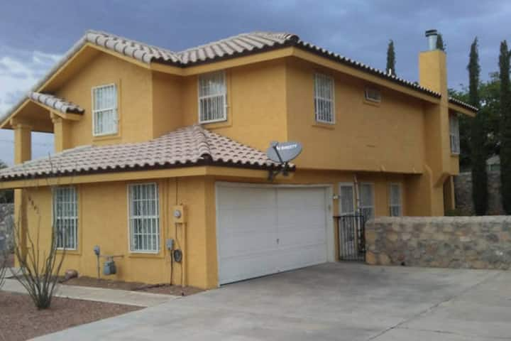 Spanish style, private room, close to I-10