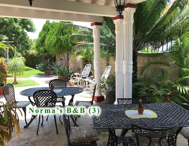 NORMA'S B&B (Apartment for Rent in Varadero)