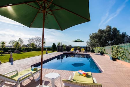 Casa do Vale – Com 4 quartos e piscina privada - 롤레