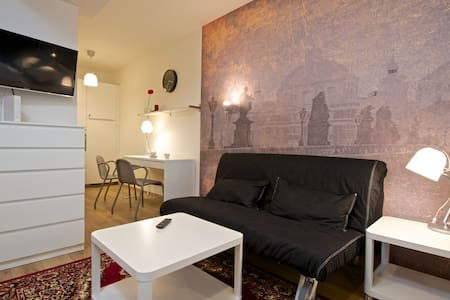 Brand New Apartment with Terrace and Parking Lot - Praag