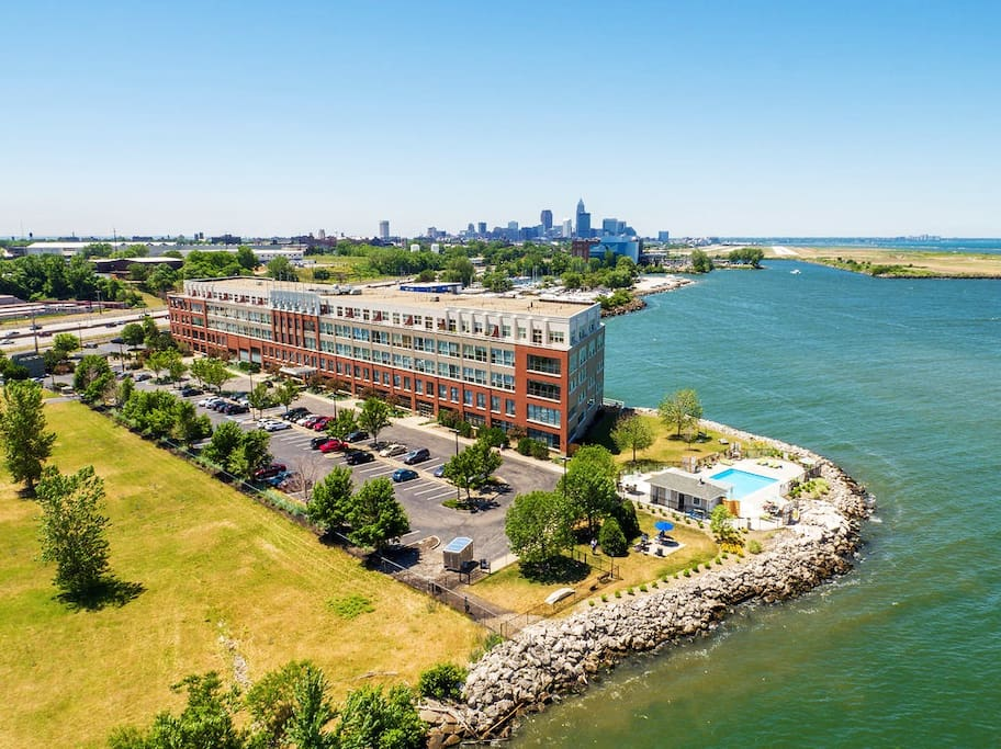 Urban Waterfront Living at it's Finest