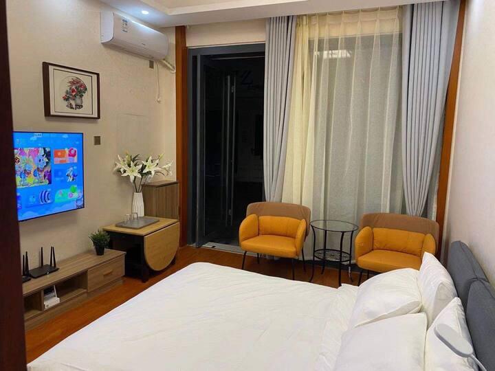 近三孔全新公寓Brand new CBD apt  close to ConfucianTemple