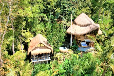 Escape in Bali