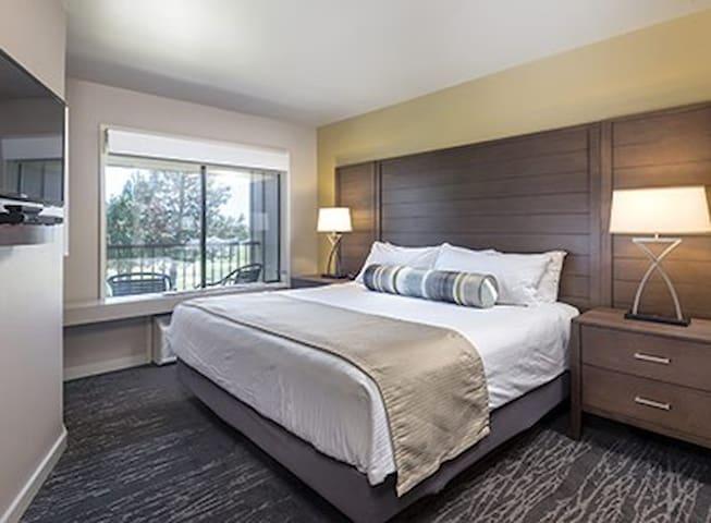 Beautiful Two-Bedroom Condo - WorldMark EagleCrest