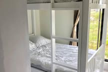 Sleeping room 2 (fit for 4 Persons)