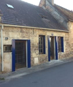 Burgundy cottage in Avallon - Avallon - Casa adossada