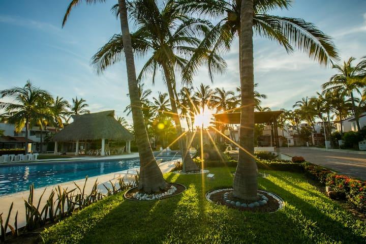 Hermosa Casa en Villas Terrasol Acapulco Diamante