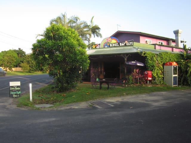Bingil Bay Café, Friendly, groovy, quality...close by
