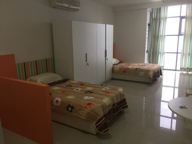 Convenient 1st Subang Studio @LRT Opposite
