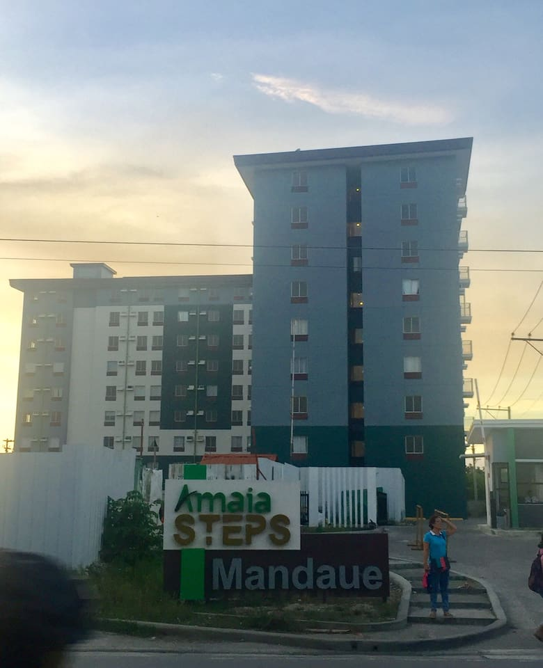 AMAIA STEPS Mandaue building