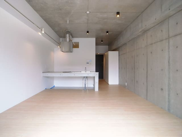 Styled Design Flat in Daikanyama - Shibuya - Appartement