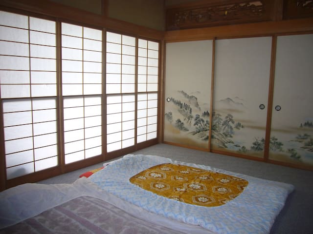 Traditional japanese room and house - Matsumoto - Maison