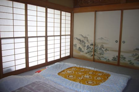Traditional japanese room and house - Matsumoto