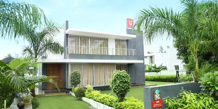 Premium 2BHK villa with private pool