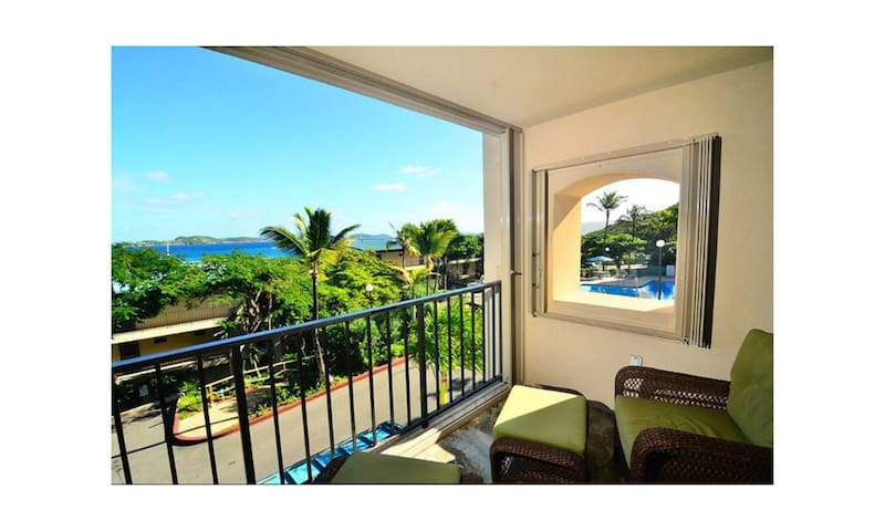 1BR, Ocean view in paradise at Sapphire Village - East End - Condo
