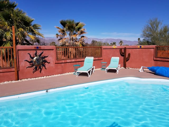 Romantic Borrego Springs Casita - Borrego Springs - Bungalow