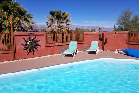 Romantic Borrego Springs Casita - Borrego Springs - (ukendt)