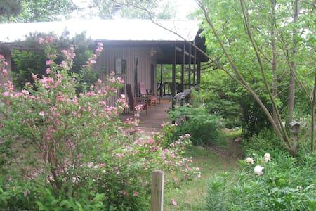An Ozark Oasis Cabin - แจสเปอร์ - บ้าน