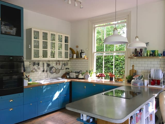 Large Victorian house in Crystal Palace, London