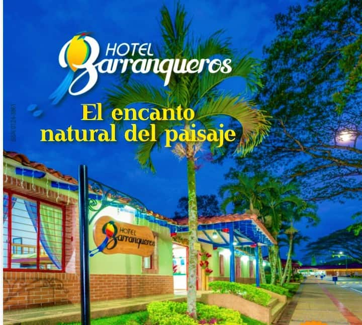HOTEL BARRANQUEROS DE COMFENALCO QUINDIO