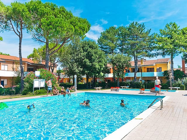Holiday apartment Villaggio Nautilus in Bibione