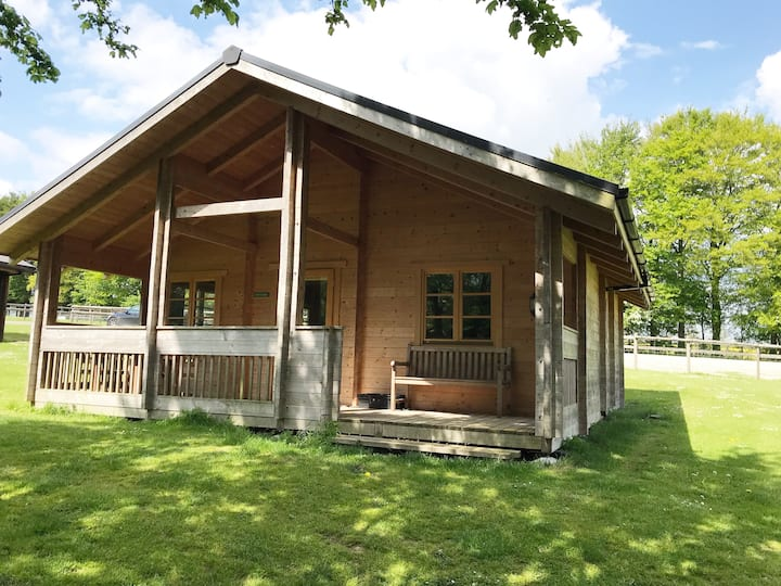 Moona Lodge:Self-contained nr Longleat, Stonehenge