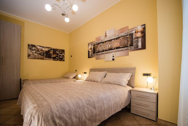 "Bed&Breakfast Villa-Alta: appartamento ""TAMBURELLO"
