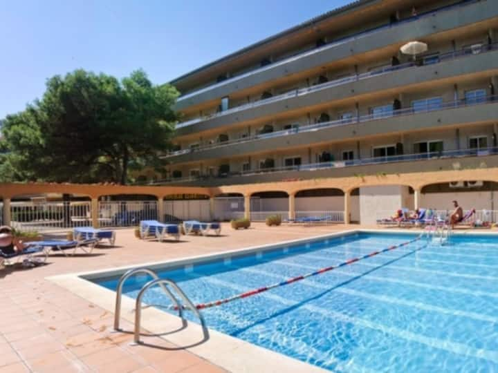 Apartments 50 meters from beach. Ref.la pineda-46