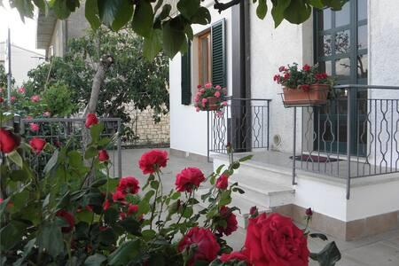 Appartamento luminoso con giardino - Rapolano Terme