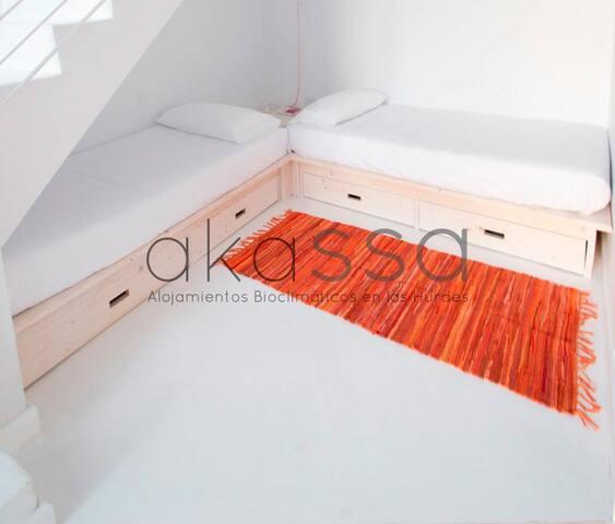 akassa room accomodation 4* hostel - Mesegal - Loft