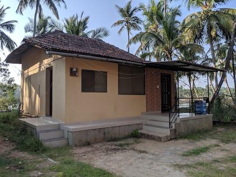 Riverside independent house, Mulki