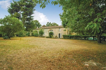 Holiday cottage with 4 bedrooms on 160m² in St Germain