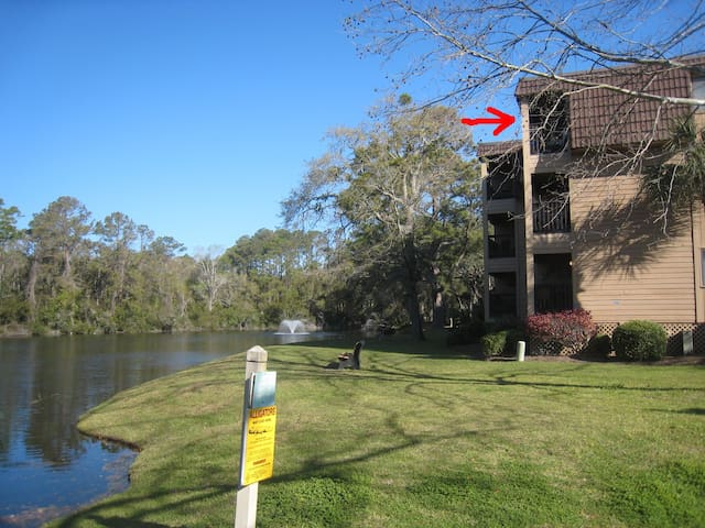 2 BR Villa, Hilton Head Island Beach & Tennis
