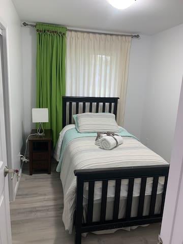 Stickney bedroom